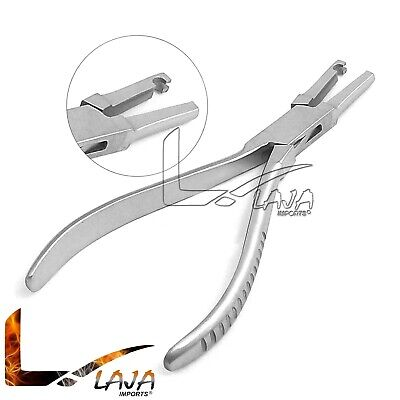 1Pc Nose Pad Arm Adjusting Pliers Optical Eye Glasses Frames Clamp Repair (Specialty Glasses)