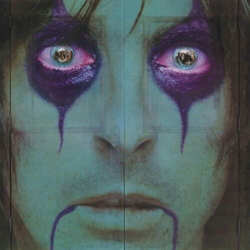ALICE COOPER From the Inside BANNER HUGE 4X4 Ft Fabric Poster Tapestry Flag art