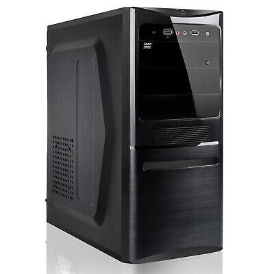 Pc Computer Desktop Assemblato Fisso Core i7-860 Ram 8Gb SSD 480Gb Windows 10