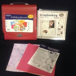 Scrapbook kit - unopened