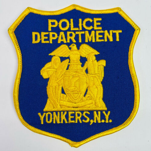 Yonkers Police New York NY Patch (A6)