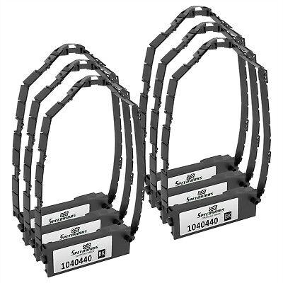 6PK Compatible 1040440 for IBM Black Printer Ribbon 4224 Model: 101 1E3 102 1E2 (Model 1 Printer Ribbon)