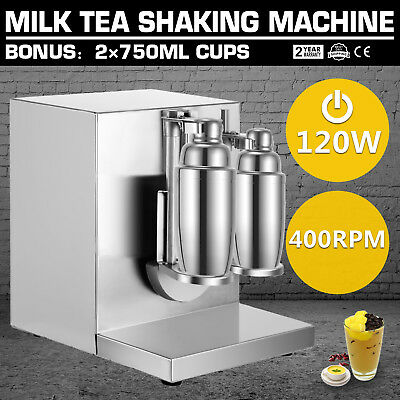 Drink Bubble Boba Milk Tea Shaker Shaking Machine Mixer-blender Milkshake Auto