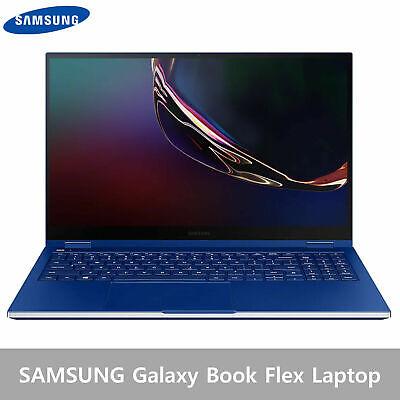 Samsung Galaxy Book Flex NT950QCG-X716 Laptop 10th i7-1065G7 MX250 / 512GB 16GB