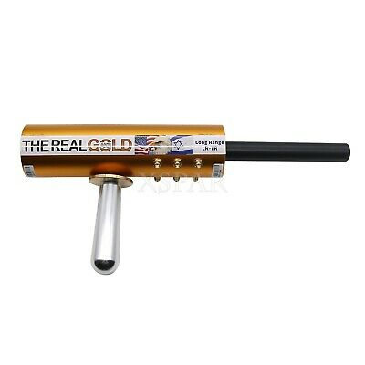 как выглядит The Real Gold AKS Long Range Gold Detector 6 Antennas Plastic Carry Case X-sz фото