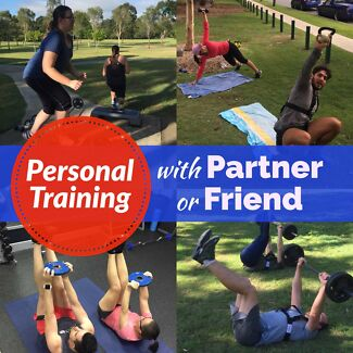 Personal Training >> Train with a Friend or Partner!!