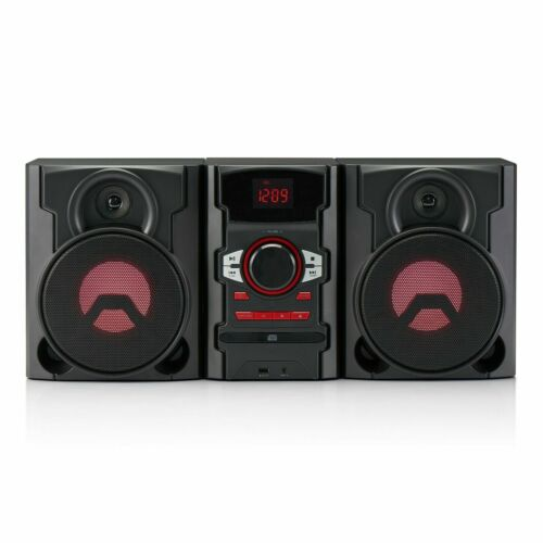 Blackweb 100-Watt Bluetooth CD Stereo System (BWD19AAA06)™