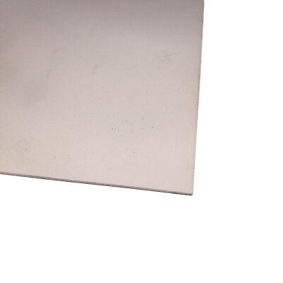 Us Stock 1mm X 200mm X 200mm Titanium Plate Ti Titan Tc4 Gr5 Plate Sheet Foil