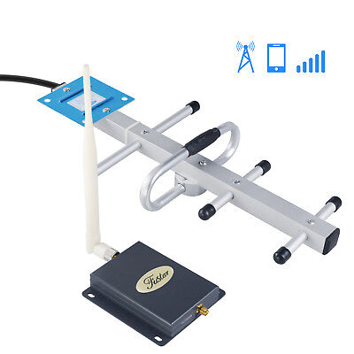 Fustar Cell Phone Signal Booster for Home Verizon 4G LTE with 50ft Yagi Antenna
