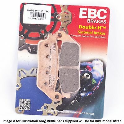 Victory Cross Country Tour 2012 EBC Sintered HH Rear Brake Pads