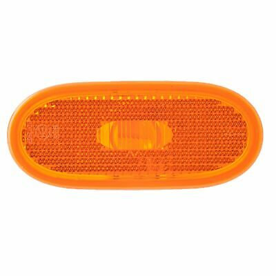 Vw Crafter side Amber Orange Marker Lens Lamp Light Reflector 06>17 NEW