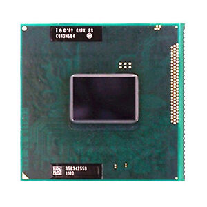 Intel Core I5 2520M CPU Q17N 2.5G-3.2G/3M HM65/67/70/76/77