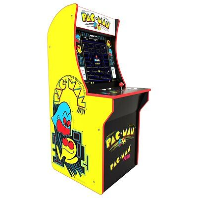 Arcade1Up Pacman Mini Arcade Cabinet (2 Games in 1) PacMan & PacMan Plus 4ft ™