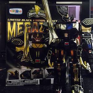 Limited Black Edition Legacy Megazord