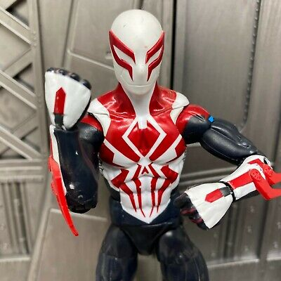 "Marvel Legends Hasbro Sandman BAF Series Spider-man 2099 6"" Inch Action Figure"
