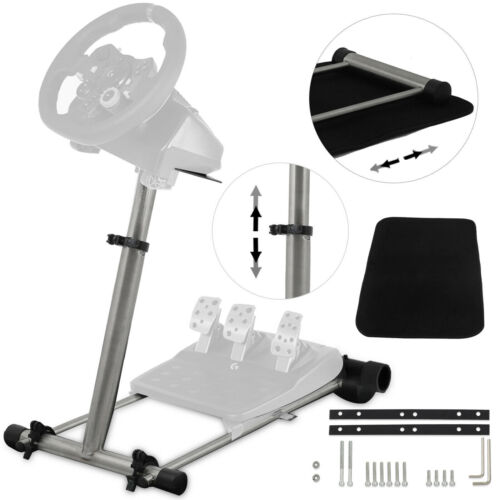 Racing Simulator Steering Wheel Stand For Thrustmaster T300RS Logitech G29 PS4