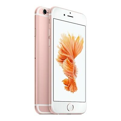 Tracfone Carrier-Locked Refurbished Apple iPhone 6S & $20 TF Unlimited Plan Incl