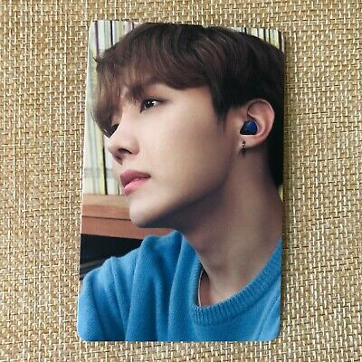 BTS J-HOPE [ Samsung Galaxy Buds Official Photocard ] Weverse / New,Rare / +Gift