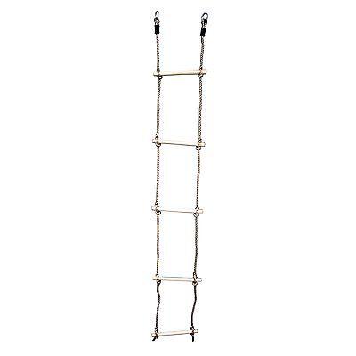 Childrens Climbing Frames - Kids Rope Ladder for Childrens Outdoor Climbing Frame and Tree House