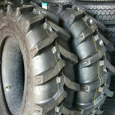 12.4x28road Warrior 12.4-28 10 Ply 2 - Tires Wtubes 12428 Free Shipping