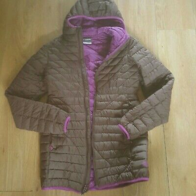 Size 10 JACK WOLFKSKIN 🐾 FIBRE CLOUD microguard Coat/ Jacket hiking walking