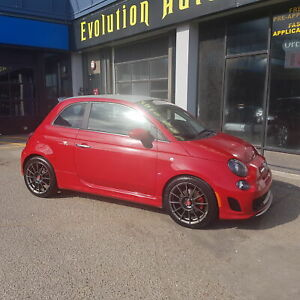 2014 FIAT 500c Abarth Low kms
