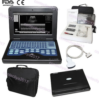 Us Sell New Portable Laptop Ultrasound Scanner Machine Digital Convex For Human