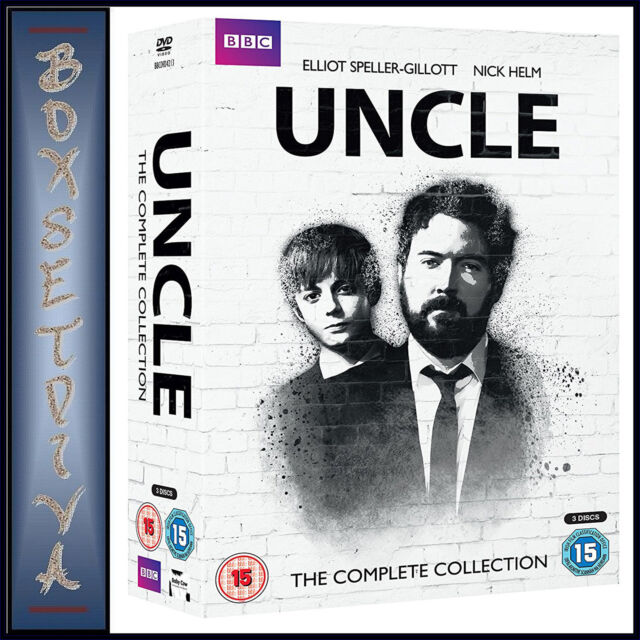 UNCLE - COMPLETE COLLECTION - SERIES 1 2 & 3 BOXSET *** BRAND NEW DVD***