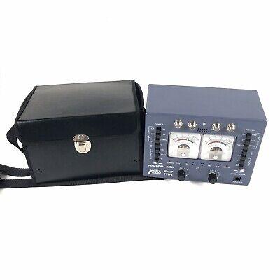 Dual Satellite Meter - Perfect Vision Dual Satellite Signal Meter Model PVSF3