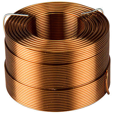 Jantzen 1982 5.0mh 20 Awg Air Core Inductor