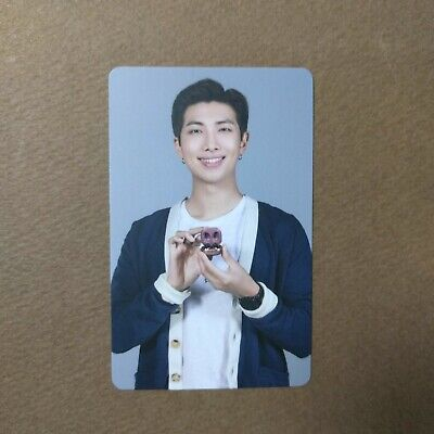 [Official] BTS [RM] Samsung Galaxy Buds Live Proposal Ver. Photocard