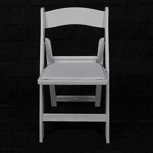 WHOLESALE BULK LOT OF 80 NEW AMERICANA WEDDING CHAIRS Allenby Gardens Charles Sturt Area Preview