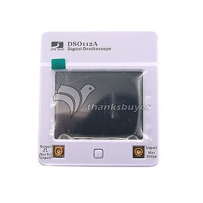 Dso112a Touch Screen 2.4 Tft Mini Digital Oscilloscope Pocket Osc 2mhz 2.5msps