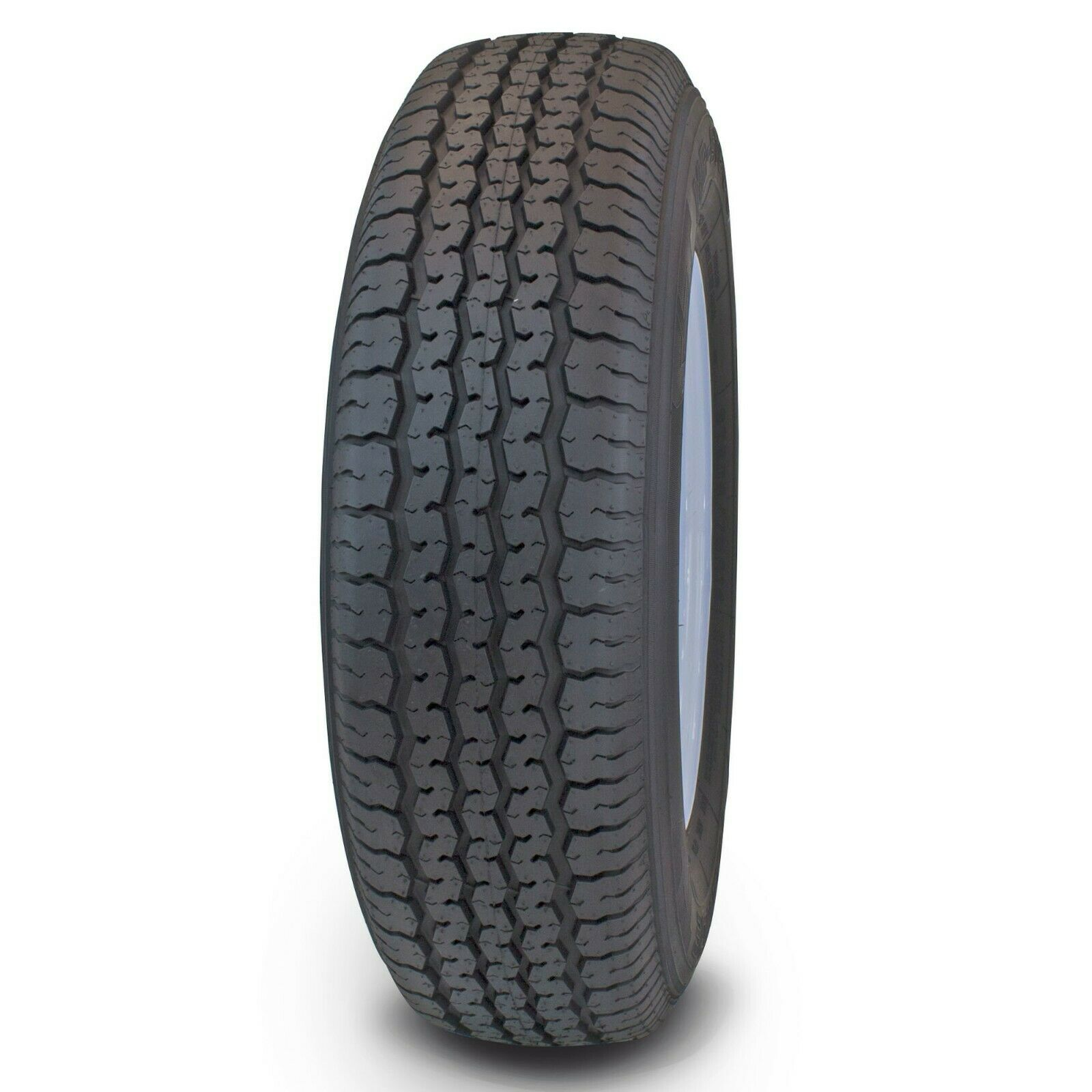 Greenball  Trailer Tire Transmaster EV ST205/75R15 8 Ply Radial (TIRE ONLY) NEW