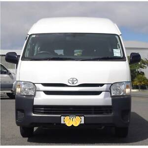 2014 Toyota Hiace 3.0L Turbo diesel 12 seater Automatic