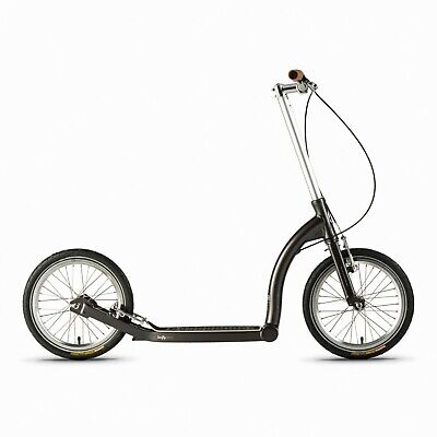 Fitness Adult Scooter | SwiftyZERO MK2 | Swifty Scooters | Anthracite