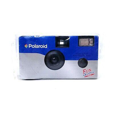 Polaroid Fun Shooter Flash Disposable Film Camera - 01/16 Polaroid Fun Flash