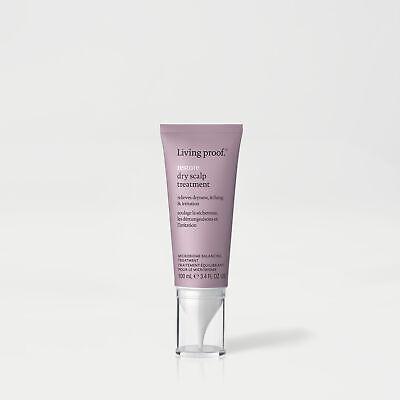 3.4 Ounce Scalp Treatment (Living Proof Restore Dry Scalp Treatment (3.4 oz) Dryness Itching Irritation )