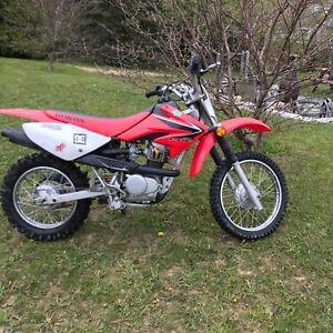 2008 Honda crf 80f