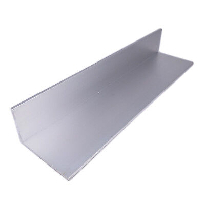 Us Stock 2pcs 40mm X 60mm X 250mm9.84 Long 3mm Thick 6063 T5 Aluminum Angle