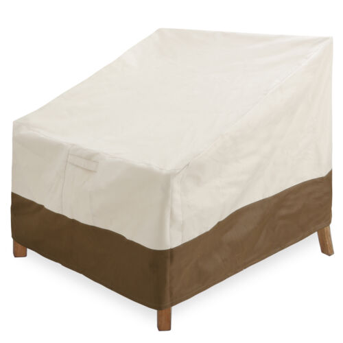 2 Pack Waterproof Lounge Cover Heavy Duty Patio Outdoor Lounge Chair Cover Home & Garden
