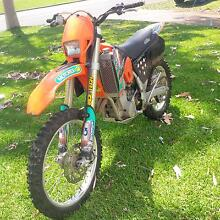 2004mdl ktm 450 Muswellbrook Muswellbrook Area Preview