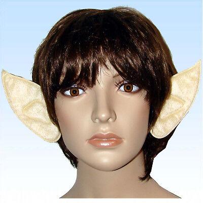 Spitzohren mit Haarreif  spitze Ohren Ohr aufstecken Austeckohren Spitzohren