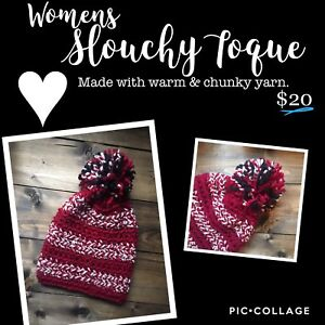 Toque. NEW PRICES.
