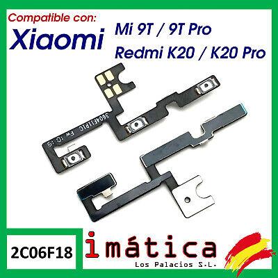 BOTON DE ENCENDIDO Y VOLUMEN PARA XIAOMI MI 9T / REDMI K20...