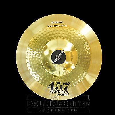 Wuhan 457 Rock Splash Cymbal 10