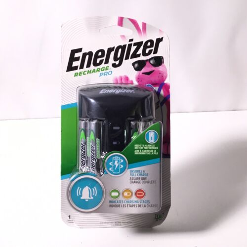 Energizer Rechargeable AA and AAA Battery Charger  with 4 AA