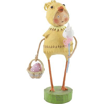 Lori Mitchell Easter Peep Show Chick Duck Figure Figurine