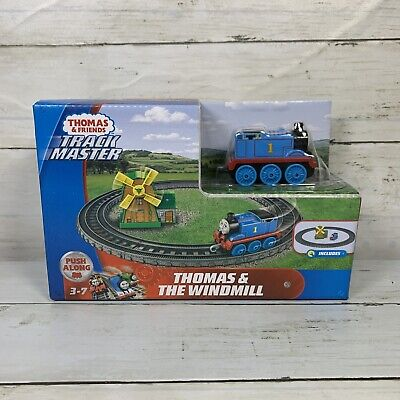 Thomas and Friends Track Master, Thomas and Windmill, Push Along, Circle Track