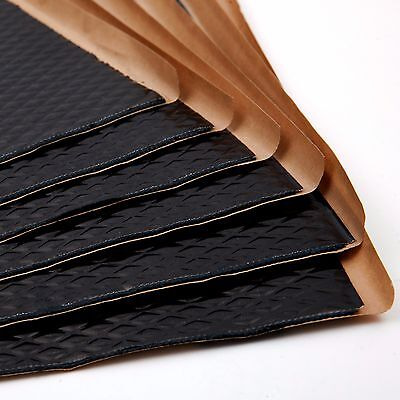 Noico Black 80 mil 36 sqft Car Sound Deadening Mat Sound Deadener Insulation